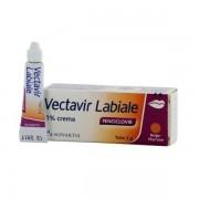 Perrigo Italia Vectavir Labiale 1% Crema 2g