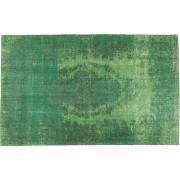 Kare Vloerkleed Kelim Ornament Green 240x170cm