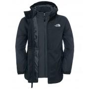 The North Face Boys Elden Rain TriClimate Jacket Black Skaljacka