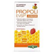 ERBAVITA Propoli Evsp Junior 30 Compresse Masticabili Fragola ERBAVITA - VitaminCenter