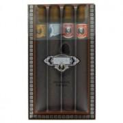 Fragluxe Cuba Blue Cuba Variety Set Includes All Four Sprays, Cuba Red, Cuba Blue, Cuba Gold And Cuba Orange Gift Set 458297