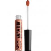 NYX Professional Makeup Away We Glow Liquid Highlighter - Rose Quartz
