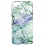 Own Brand Marble Texture Phone Case for iPhone and Android - Green Marbles - iPhone 7 - Green Marble 1
