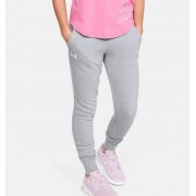 Under Armour Girls' UA Rival Joggers Gray YSM