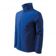 Мъжко софтшел яке Jacket кралско синьо