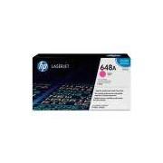 Toner Laserjet Color Hp Suprimentos Ce263a Hp 648a Magenta Cp4025 / Cp4525