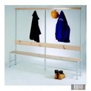 Szétszerelhető öltözőpad-1500 mm