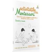 Animale si insecte - Activitatile mele Montessori/***