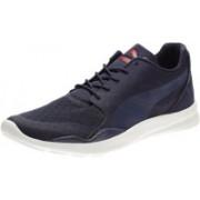 Puma Duplex Evo Walking Shoes For Men(Blue, Navy)