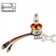 Invento 1pcs 1200KV BLDC Motor + 30A ESC for Quadcopter Helicopter Airplane RC Car