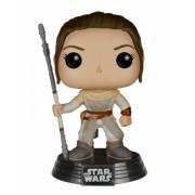 Rey Star Wars Episode VII The Force Awakens Pop! Vinyl Bobblehead