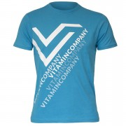 VITAMINCOMPANY Big Symbol T-Shirt Man - VitaminCenter