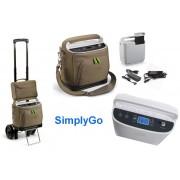 Philips SimplyGo Respironics - Concentrateur d'oxygène portable avec batterie
