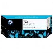 HP 772 cartouche d'encre DesignJet noir photo, 300 ml