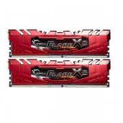 G.SKILL DDR4-2400 32GB Dual Channel Flare X [F4-2400C15D-32GFXR]