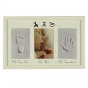 Bambino Baby Hand Foot Print Frame