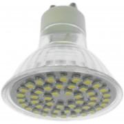 ER GU10 48SMD-3528 Spotlight LED Blanco/blanca Cálida Iluminación Bombilla De Enchufe De EE.UU.