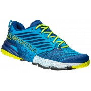 La Sportiva Akasha Hardloopschoenen blauw 41 1/2 2017 Trailrunning schoenen