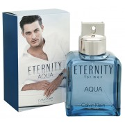 Calvin Klein Eternity Aqua For Menpentru bărbați EDT 100 ml