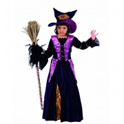 Disfraz Bruja Infantil Halloween - Limit Sport