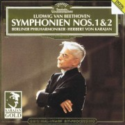 L Van Beethoven - Symphonies No.1&2 (0028943900126) (1 CD)