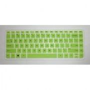 BingoBuy Semi-Green Ultra thin High Quality Silicone Keyboard Protector Skin Cover for HP Split x2 13 13-m 13-g 13-p 13