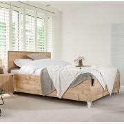 Livengo Steigerhout bed Trento