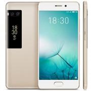 EY Meizu Pro 7 Smartphone 4G LTE 5.2 Pulgadas 1080P AMOLED Dual SIM 2.6GHz CPU-Golden