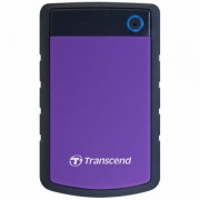 "Transcend HDD external 4TB StoreJet2.5"" H3P, portable HDD USB3.0 purple, EAN: 0760557833604 TS4TSJ25H3P"