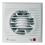 Ventilator baie Soler&Palau model Decor-100CRZ 230V 50Hz