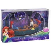 Disney Ariel Kiss the Girl Scene, Multi Color