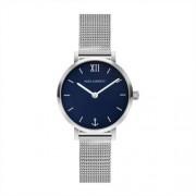 Paul Hewitt Sailor Line Uhr Modest Blue Lagoon für Damen Edelstahl