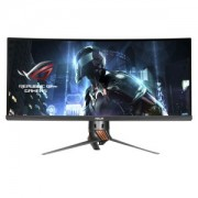 Asus ROG Swift PG348Q - 87 cm (34 Zoll), Curved, IPS-Panel, NVIDIA G-Sync, UWQHD, Höhenverstellung, Displayport