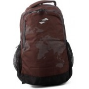 American Tourister Cyber C1 Backpack(Brown)