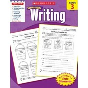 Scholastic Success with Writing, Grade 3, Paperback/Lisa Molengraft