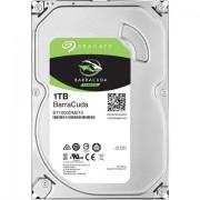 "Hard Disk interno 3,5"" 1 TB Seagate BarraCuda® Bulk ST1000DM010 SATA III"