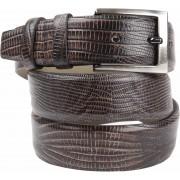 Suitable Gürtel Leder Braun - Braun 105
