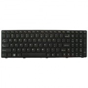 Eathtek New Laptop Keyboard for Lenovo IdeaPad Z560 Z560A Z565 Z565A series Black US Layout Compatible Part Numbers: 25-010793 Z560-US V-117020AS1-US (Note:The part# may be different)