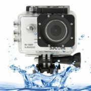 (#33) SJCAM SJ5000 Full HD 1080P 2.0 inch LCD Screen Sports Camcorder Camera with Waterproof Case, 14.0 Mega CMOS Sensor, 30m Waterproof(White) - Caméra sport