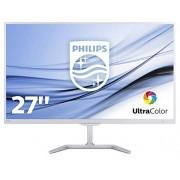 Philips 276e7qdsw/00 68,6 cm (27 inch) PLS-monitor (VGA, DVI, HDMI, 1920 x 1080, 60 Hz) Wit