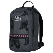 Brabo Taping Unicorn Backpack - grijs donker - Size: ONE