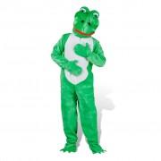 vidaXL Karnevalový kostým pro dospělé - velikost M-L - Žába