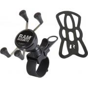 RAM Mounts RAP-SB-187-UN7U houder Mobiele telefoon/Smartphone Zwart Actieve houder
