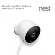 Nest Labs Google Nest Cam Outdoor, vonkajšia IP kamera