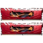 Memorie ram g.skill Ripjaws 4 DDR4, 8 GB, 2133MHz, CL15 (F4-2133C15D-8GRR)