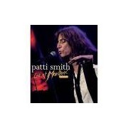 Blu-ray Patti Smith: Live At Montreux 2005