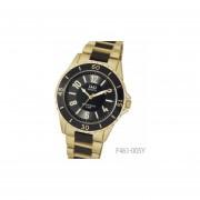 Reloj de pulsera Q&Q F461-005Y - Negro