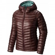 Mountain Hardwear Ghost Whisperer Down Hooded Jacket túrakabát - esőkabát D