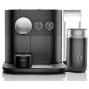 Espressor cu capsule Nespresso-Krups XN601810, 1260 W, 1.2 L, Rezervor lapte (Negru)