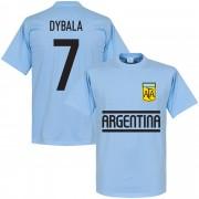 Retake Argentinië Dybala Team T-Shirt - M